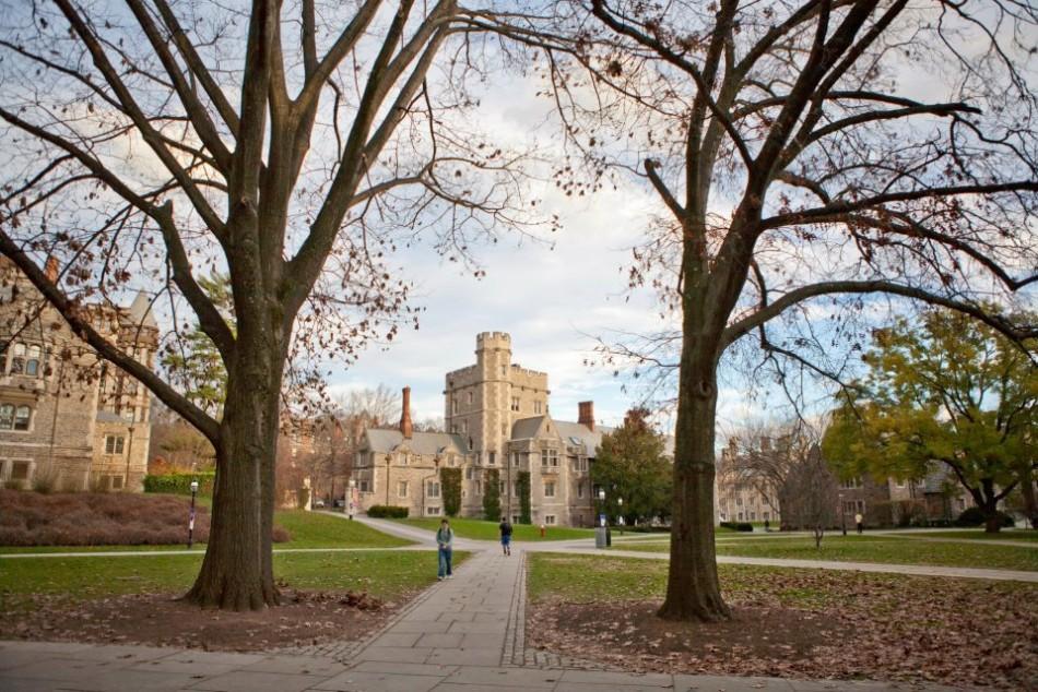 1. Princeton University, US
