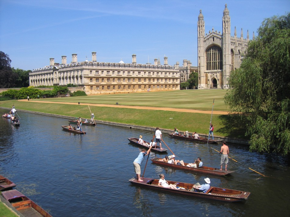 6. University of Cambridge, UK