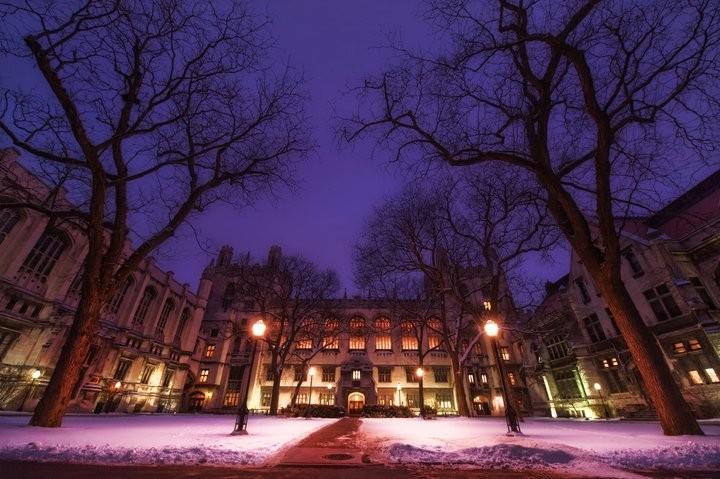 9. University of Chicago, US