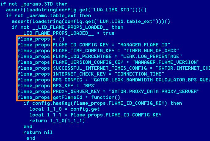 Flame Computer virus