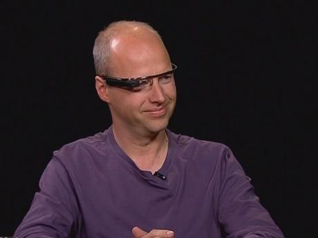 Sebastian Thrun Google Project Glass