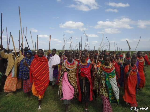 Threatened Tribes Urge Britain to 'Guarantee' Their Survival