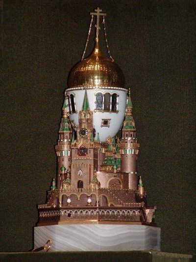 Moscow Kremlin Egg