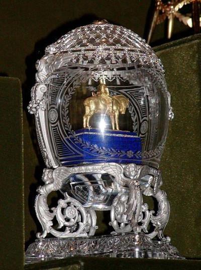 Alexander III Faberg Eggs