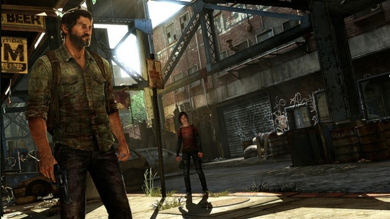 e3 the last of us game sony playstation 3 ps3