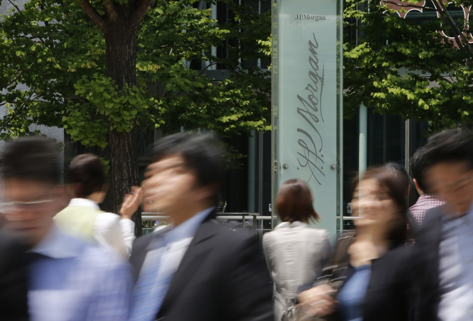 JP Morgan Japan