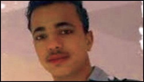 Teenager Gamal Abdou Massoud was sentenced to three years in jail for defaming religion