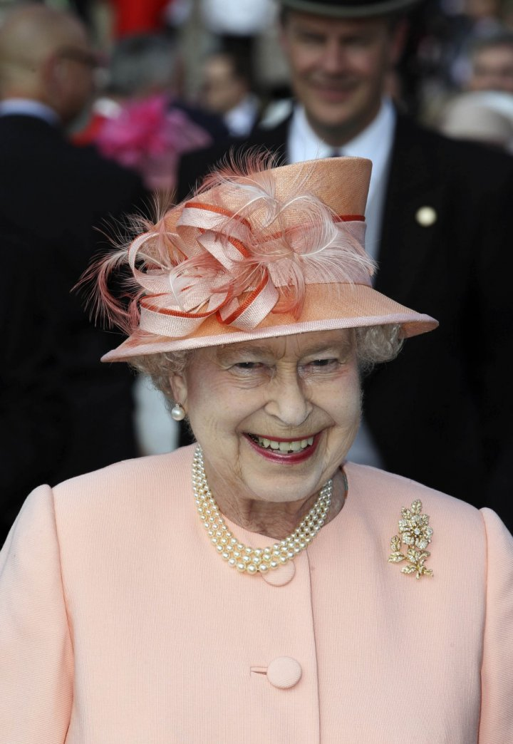 The Queen will celebrate her diamond jubilee from 2 June to 5 June (Reuters)