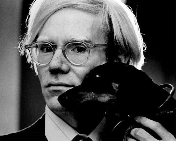 Andy Warhol's Rare Queen Elizabeth II Portrait Copy Up for Sale