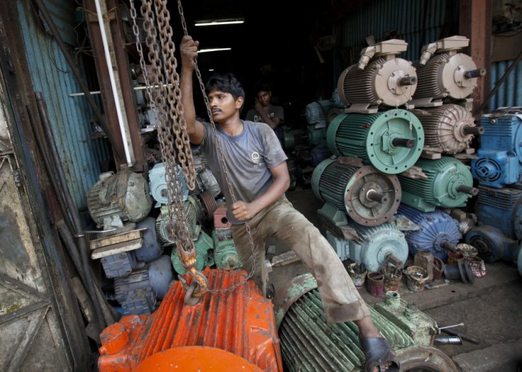 Indian Worker