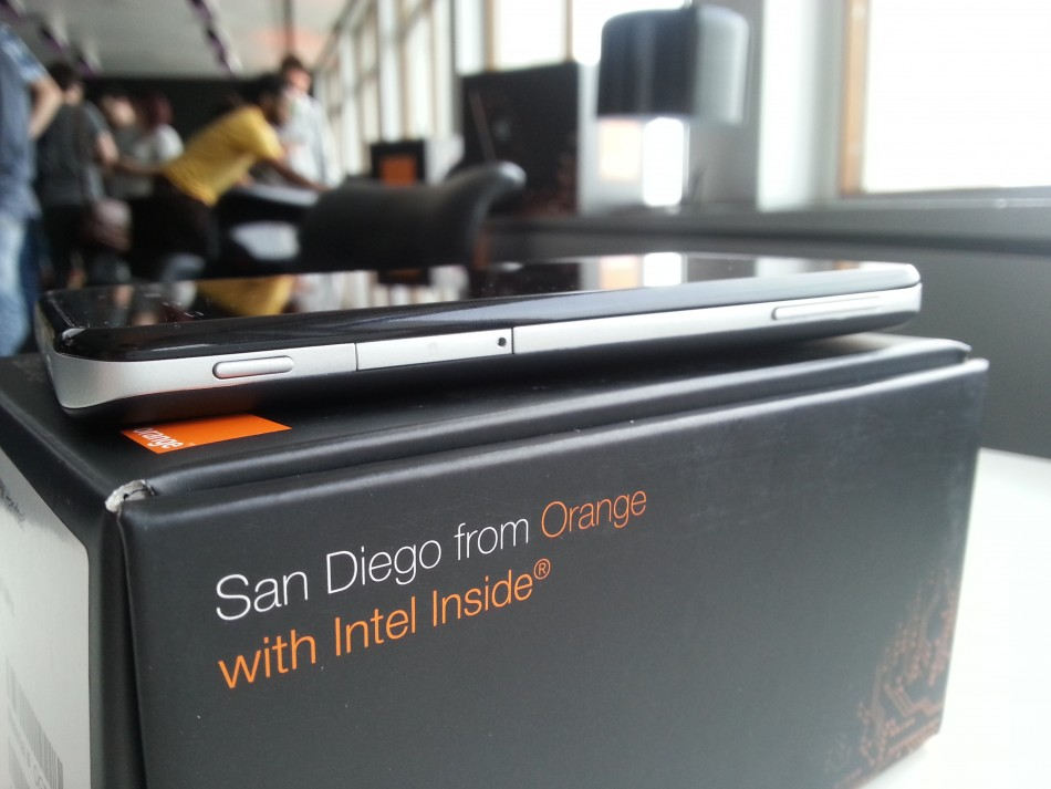 Orange San Diego