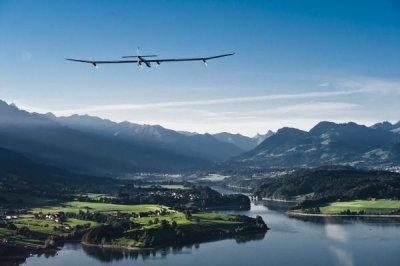 Solar Powered Aircraft Flies 17 Hours, Lands Safely in Madrid