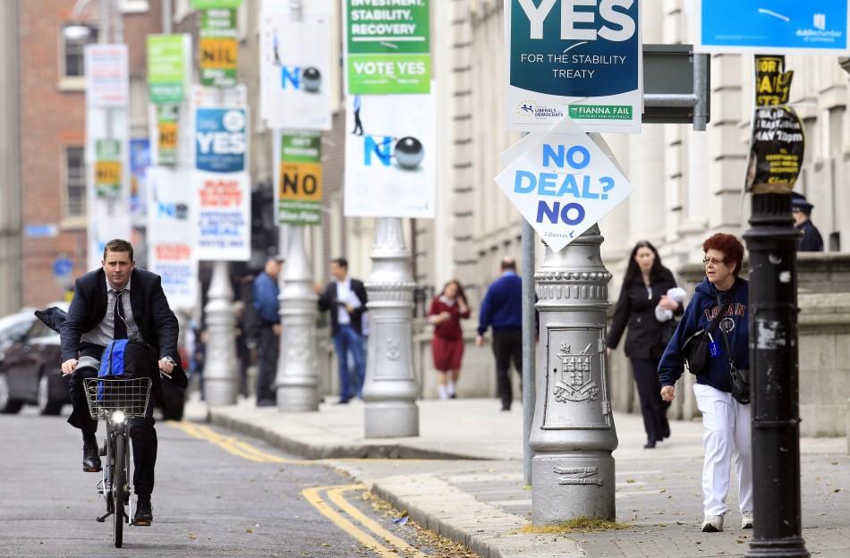 Irish referendum