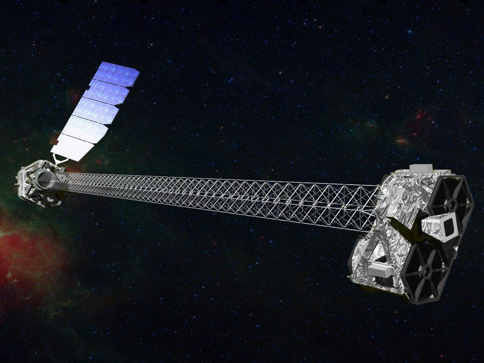 Nasa S Nustar Telescope Successfully Launched Video