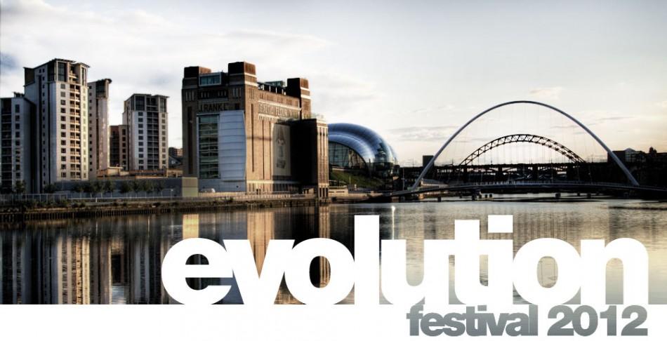 Evolution festival poster