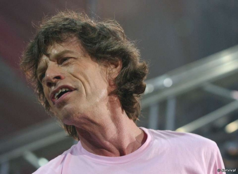 Rolling Stones frontman Mick Jagger drawn into bitter row over 'illegal gas grab' in Peruvian Amazon