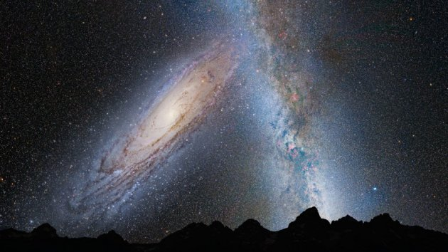Milky Way Galaxy Will Collide With Andromeda Galaxy, Says Nasa