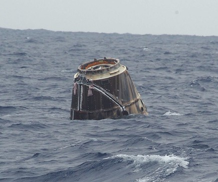 SpaceX Dragon Has Successfully Returned to Earth, Says Nasa