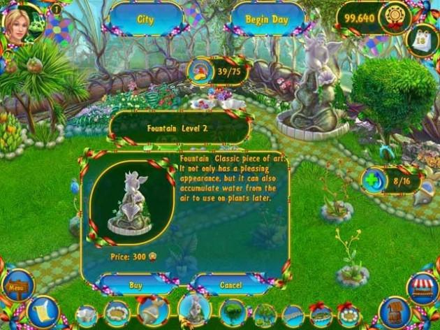 Bubble Witch Saga screen king detail