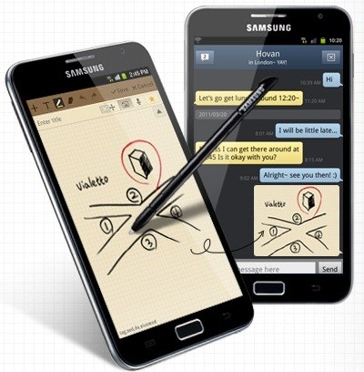 Samsung Galaxy Note LTE vs LG Optimus LTE2: Can Samsung's Galaxy Note Outdo LG Smartphone of 2GB RAM?