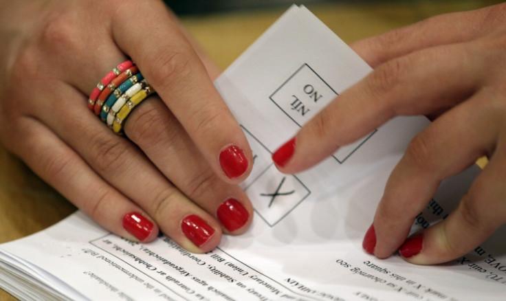 Irish vote