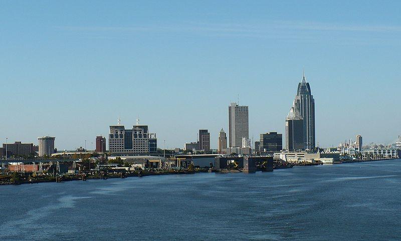 6. Alabama