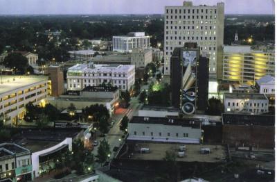 3. Louisiana