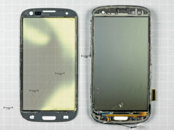 Samsung Galaxy S3 Teardown Process by iFixit And Chipworks [PHOTOS]