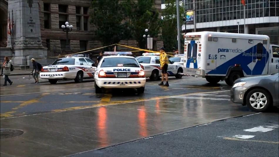 Toronto killing