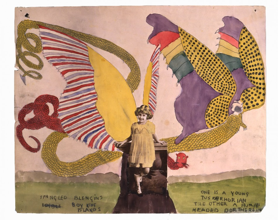 MoMA Makes Historic Acquisition of 13 Rare Henry Darger Artworks