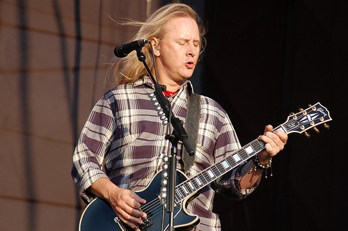 Alice in Chains guitarist Jerry Cantrell
