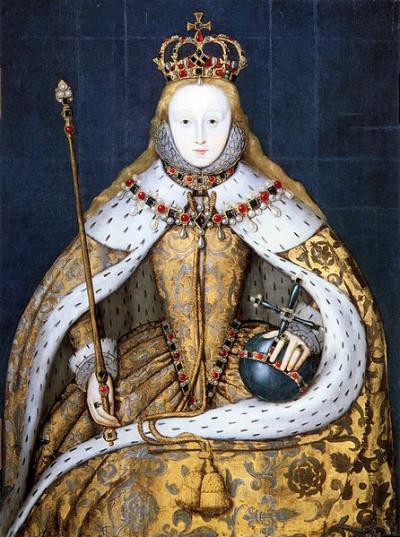 3. Elizabeth I
