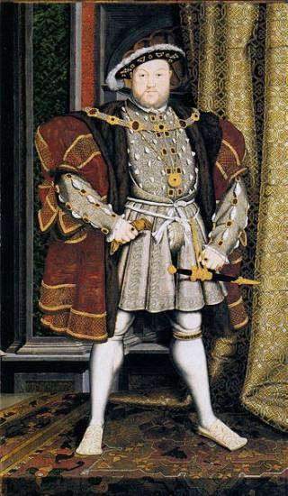 4. Henry VIII