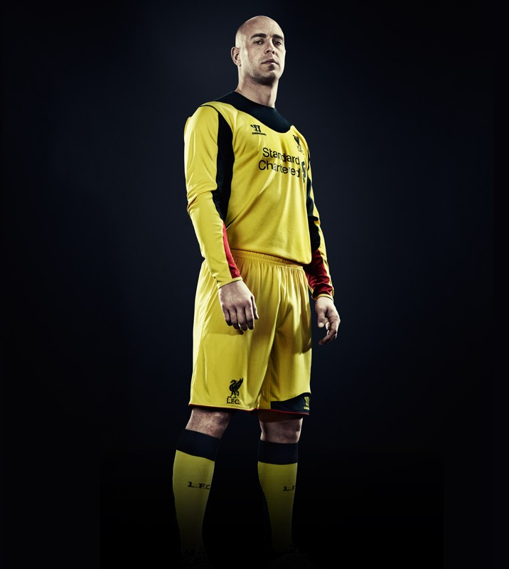 Liverpool 201213 away kit
