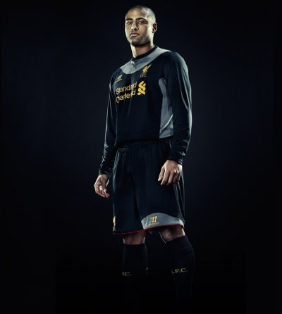 Liverpool 201213 away kit