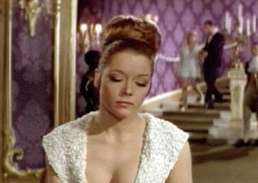Diana Rigg as Tracy Di Vicenzo