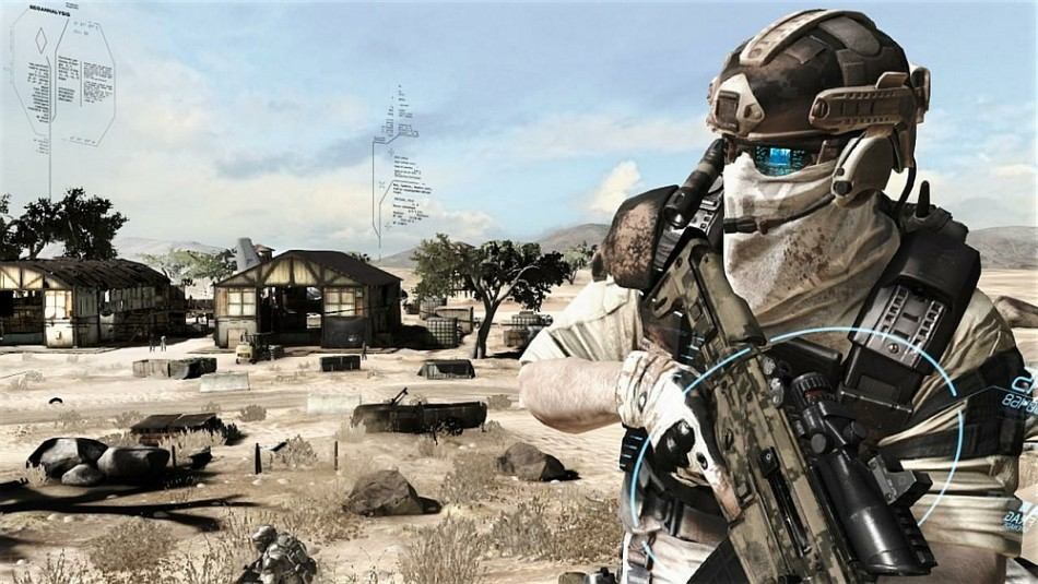 Tom Clancy Ghost Recon Future Soldier Review