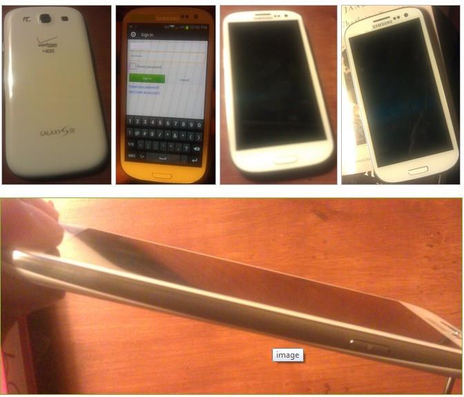 Samsung Galaxy S3 for Verizon