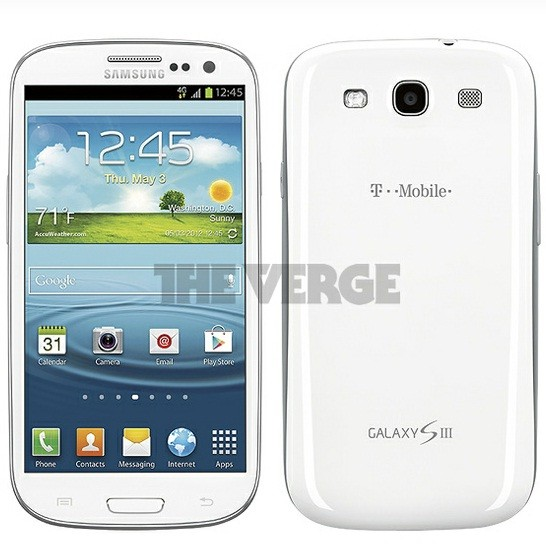 Samsung Galaxy S3 for T-Mobile