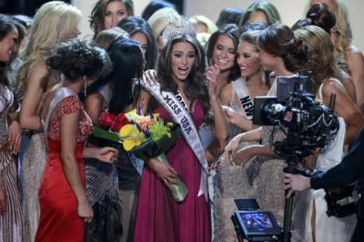 Miss USA Rigged
