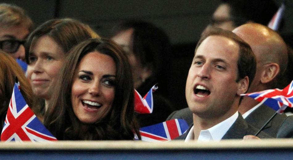 Kate Middleton in Whistles for diamond jubilee concert