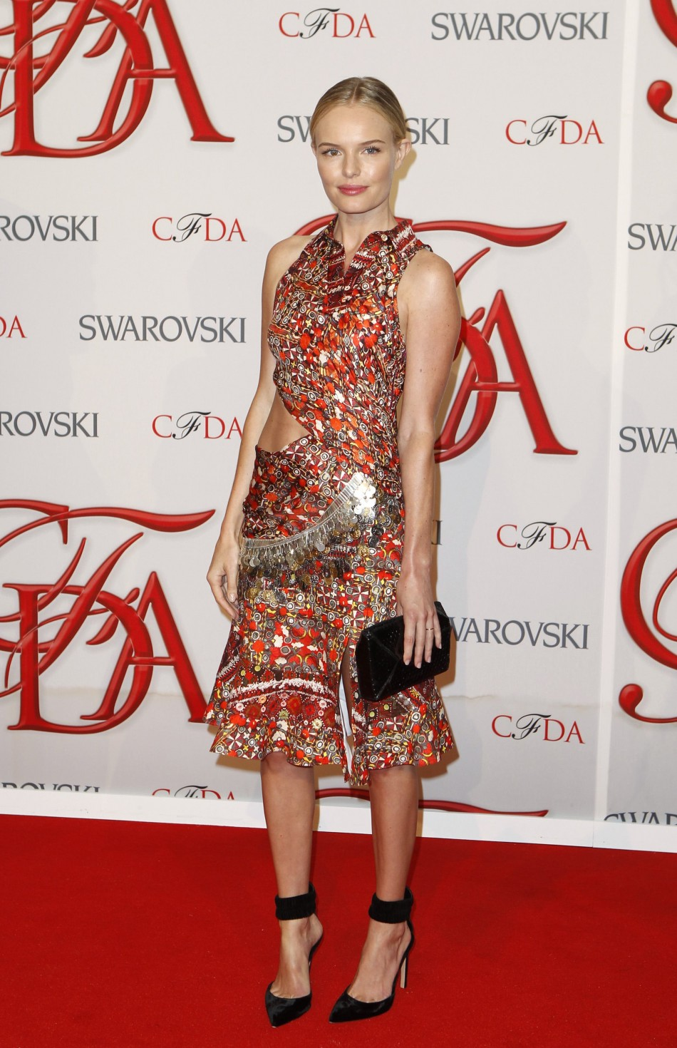 Kate Bosworth attends the 2012 CFDA Fashion Awards in New York