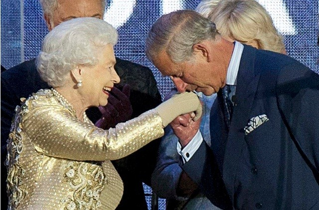 Prince Charles pays tribute to his mother