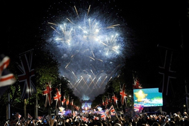 Buckingham Palace Concert