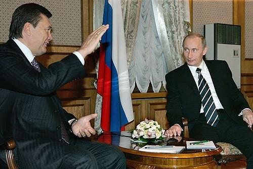Yanukovych-Putin