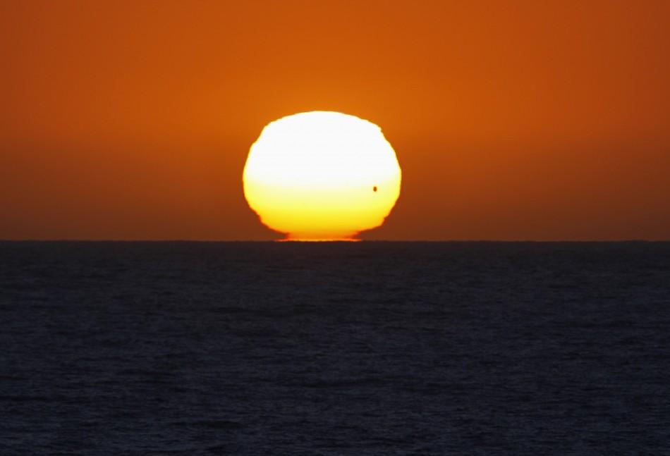Venus Transition seen in California