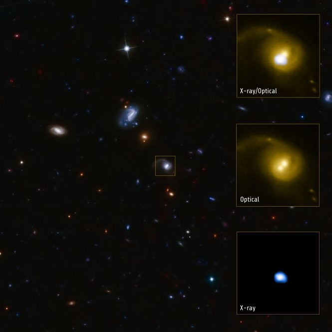 Supermassive Black Hole Got Kicked Out From Its Host Galaxy, Says Nasa