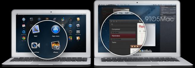 Retina Display MacBook Airs
