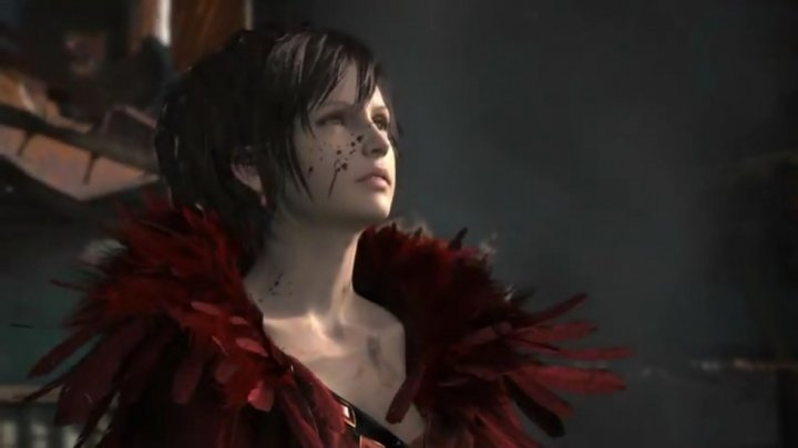 square enix luminous engine screengrab female