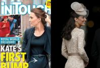 Kate Middleton Pregnant? Rumors Resurface With Alleged Baby Bump Photo